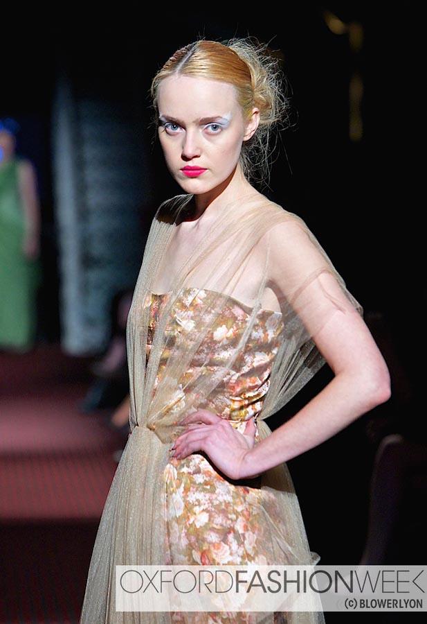 Oxford Fashion Week 2014 - The Couture Show, Malmaison, Oxford 09-03-14