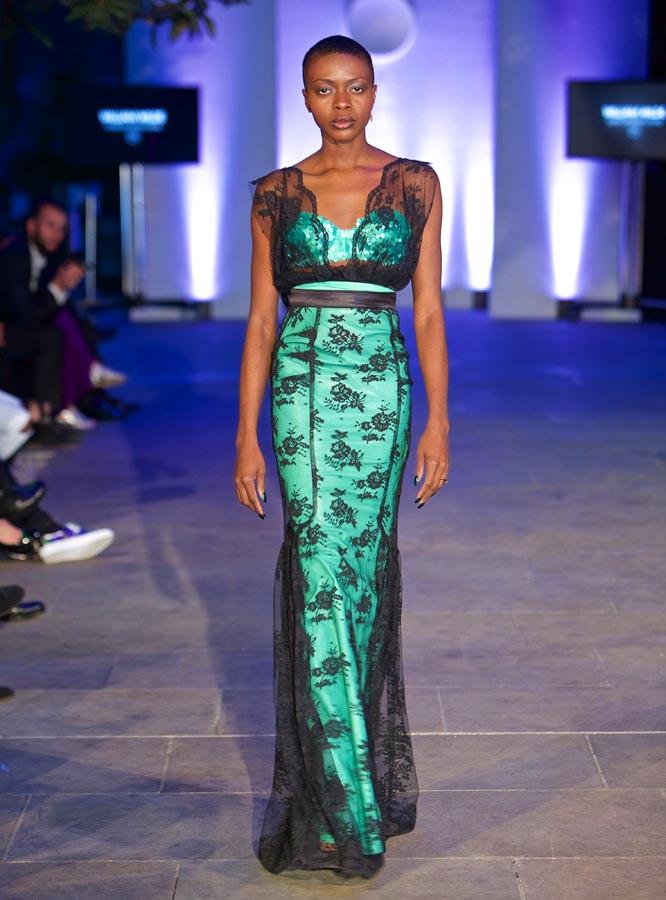 Couture Show - Oxford Fashion Studio - London Collections - Devonshire Square 19-09-15 LFW