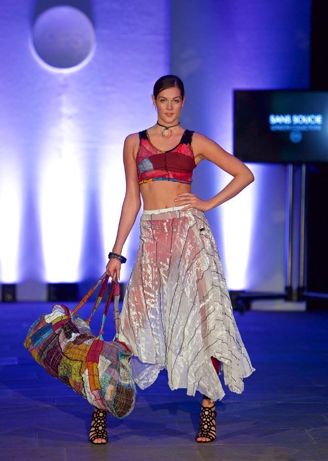 Concept Show - Oxford Fashion Studio - London Collections - Devonshire Square 19-09-15 LFW