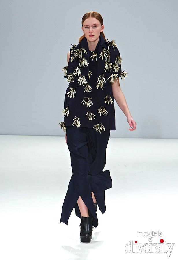 Joao Melo Costa 16-02-14, London Fashion Week,