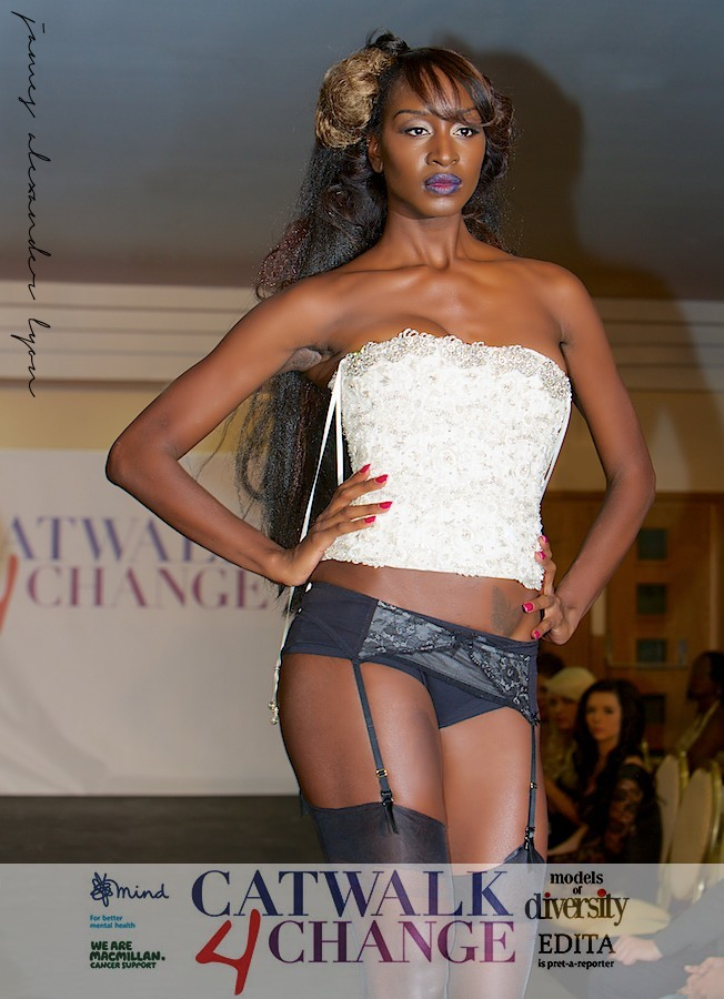 Catwalk4Change - Models of Diversity - 6th of September 2013, The Waterlily, London E1