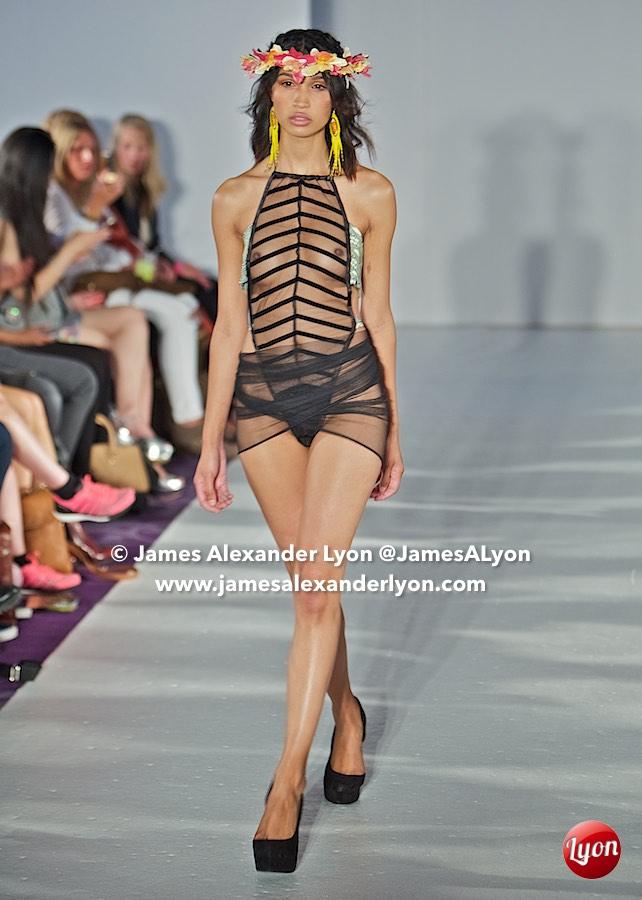 London Pacific Fashion Collective - Fashions Finest LFW 19-09-15 (Shona Tawhiao, Jeaninne Clarkin, Missing Polynesia, Star Boy, Reload Tribal)