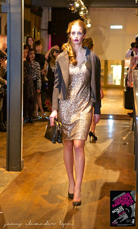 Oxford's Fashion Night Out 22-11-13